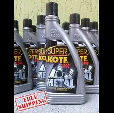 SUPER KOTE 2000 Anti-Friction Metal Treatment Cars Truck Motorcycle & more