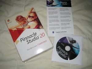 Pinacle studio 20