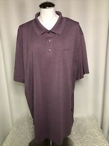 Greg Norman For Tasso Elba Mens Golf Polo XXL Short Sleeve