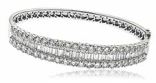 Vintage 18ct White Gold Bracelet with 7.35CTS Diamonds Bargain