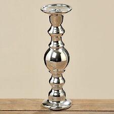 Moderne Kerzenständer moderne deko kerzenständer teelichthalter aus silber günstig