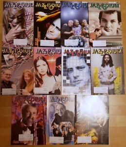 Jazz Podium 2003 komplett Jahrgang Zeitschrift Musik Magazin Sammlung Hefte