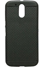 Motorola moto G4 4th Gen /G4 plus dotted rubber silicon flexible body Case cover