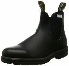 Blundstone 510 Unisex Slip-On Boot, Black, AU 9.5 US Men's 10.5
