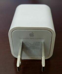 Apple iPhone USB Power Cube Charger Adapter Block BTGO OEM Buy 2 Get 1