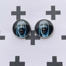 The Nun Earrings Nun Earrings Stainless Steel.