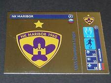 N°32 NK MARIBOR 1960 SLOVENIE PANINI FOOTBALL UEFA CHAMPIONS LEAGUE 2014-2015