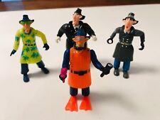 Burger King Kids Club Inspector Gadget Action Figures
