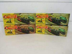 Roundhouse HO Scale Model Train Passenger Car Kits (4) Unbuilt NOS