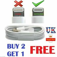 iPhone 6 Fast Apple USB Lighting Cable Charger Lead iPad iPhone 5 7 8 X XS XR