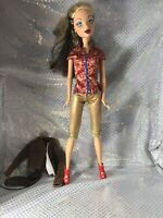 Barbie My Scene Swappin' Styles Kennedy Doll. Blonde Hair with Black Highlights