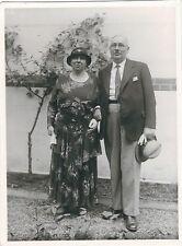 22/579 FOTO  - FESTLICHE KLEIDUNG 1932  - rückseitig beschrifet
