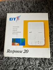 VINTAGE BT Response 20 Answer Machine with Tape (New, Unused)
