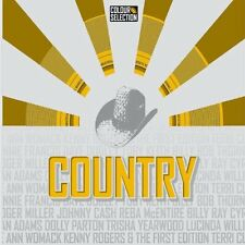 Colour Selection - Country - CD -(J.Cash, D.Parton, B.R.Cyrus u.a.) NEU/OVP
