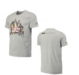T-Shirt Red Bull Racing Formula One Team Mens Max Verstappen 33 Tee F1 NEW!