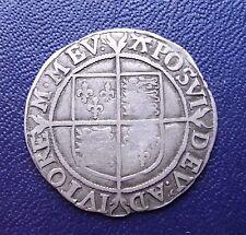 Elizabeth I silver shilling 1582/84 mm A(54) hammered coin