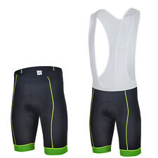 Men's Cycling Shorts/Bib Shorts Padded Bike Bicycle (Bib) Short Knicks S-5XL