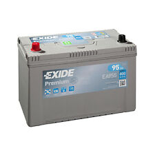 1x Exide Premium 95Ah 800CCA 12v Type 250 Car Battery 4 Year Warranty - EA955