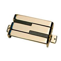 Lace 21059 Alumitone Humbucker Split coil pickup - Gold