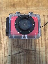 MiGear Extreme X Sports Action Camera 1080P and accessories - New (Never Used)
