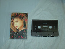 Paula Abdul - Cold Hearted single (Cassette, Tape) Working great Tested