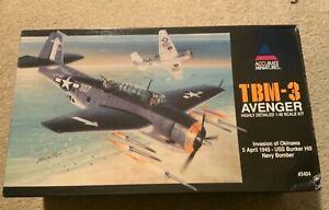 1:48 Accurate Miniatures TBM-3 Avenger, Navy Bomber #3404 model kit
