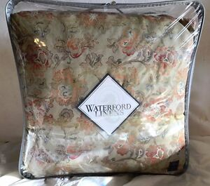 WATERFORD LINENS CATHRYN KING COMFORTER SET CSCTRN W283 04KG NEW!!! $349.99