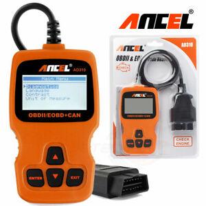 AD310 OBD2 EOBD Car Engine Code Reader Live Data I/M Diagnostic Scanner Tools
