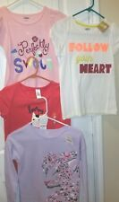 NEW! LOT OF FOUR (4) GYMBOREE GIRLS 10-12 NEW WITH TAGS TOPS ~ BRAND NEW!