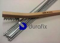 DURAFIX® - 10 Baguettes à souder l'Aluminium + 1 Brosse inox