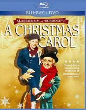 A Christmas Carol 1951 Blu Ray DVD Combo New 60th Anniversary Diamond Edition