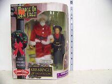 Miracle on 34th Street Figure Set