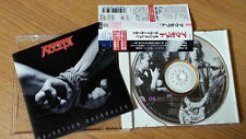 ACCEPT Objection Overruled CD JAPAN 1ST PRESS VICP-5210 with OBI +1 BNS TRK s778