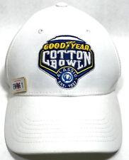 Michigan State MSU Cotton Bowl 2015 Football Fitted Baseball Cap White S/M
