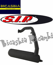 9369 - MARMITTA SIP ROAD A SILURO NERA VESPA 50 PK S XL N RUSH V FL FL2 HP