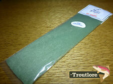 EP FIBERS LIGHT OLIVE ENRICO PUGLISI - NEW FLY TYING WING & BODY MATERIAL