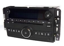 Chevy GMC 2007-2009 Truck Radio - AM FM CD Aux Input - GM 25799567 - UNLOCKED