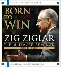 Born to Win : The Ultimate Seminar by Zig Ziglar (2011, CD, Abridged)