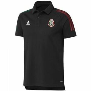 ADIDAS MEXICO TRAVEL POLO SHIRT 2021