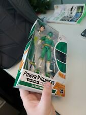 POWER RANGERS LIGHTNING COLLECTION ZEO GREEN RANGER BRAND NEW