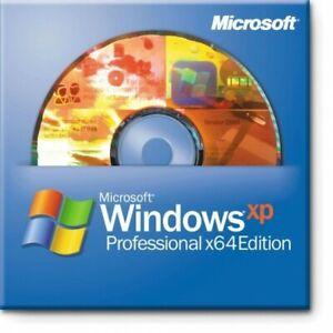 Microsoft Windows XP Pro x64 Edition SP2C for System Builders (ZAT-00124)