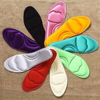 1 Pair Unisex Memory Foam Massage Shoe Insoles Running Foot Care Relief Pain