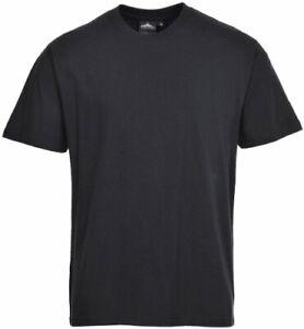 Turin Premium Cotton Tee Shirt Portwest B195