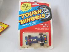 1981 Kidco Tough Wheels 1/60 European Ford McLaren M-32 F1 Race Car #15300-4 HK
