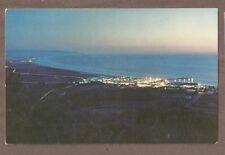 VINTAGE POSTCARD UNUSED PISMO BEACH CALIFORNIA