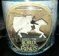 Lord of The Rings Warriors and Battle Beasts Gandalf On Shadowfax Pippin Figure
