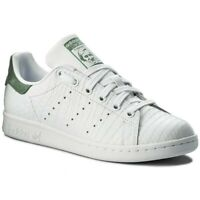 adidas Stan Smith W Size 9.5 White RRP £75 Brand New BZ0409 ONE PAIR ONLY