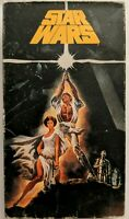 Star Wars (VHS, 1992, CBS)