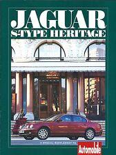 Auto Brochure - Jaguar - S-Type Heritage - c2000 - Automobile Insert (A1021)