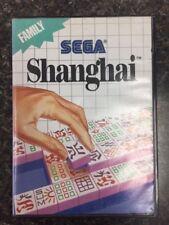 Shanghai (Sega Master, 1988), Complete